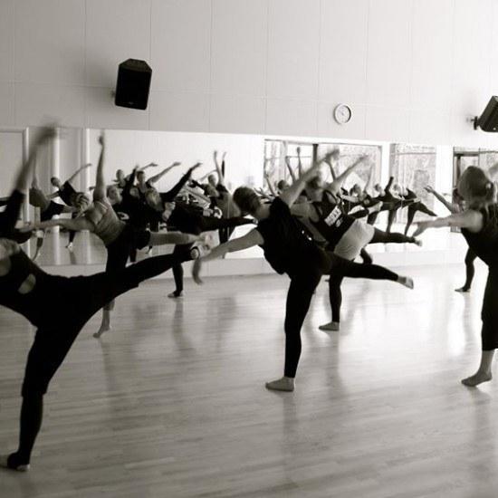 Dans i Spejlsalen