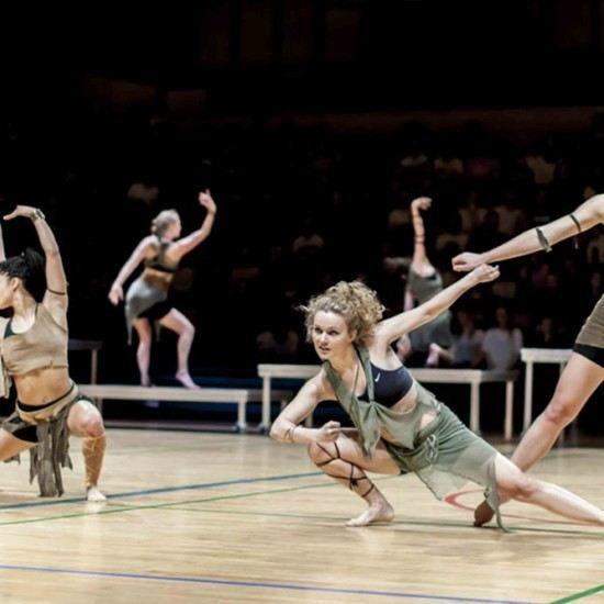 Dans og rytme piger