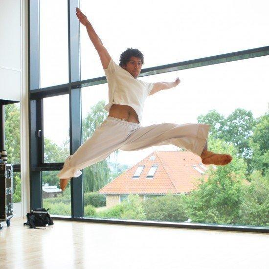 Moderne dans i Spejlsalen