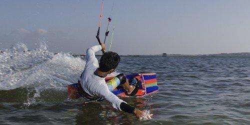 Banner Kite surf
