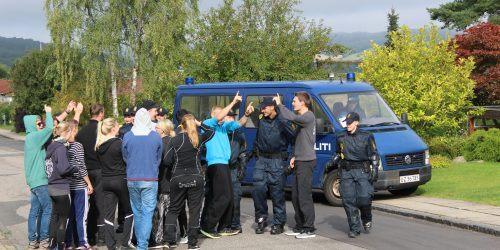 politi-forberedende-kursus-højskole-øvelse-1