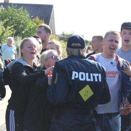 politi-forberedende-kursus-højskole-øvelse-2