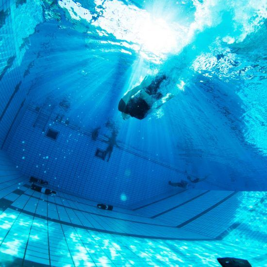 OWD i GIVs svømmehal
