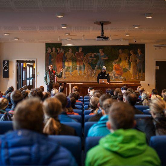 Foredragssal