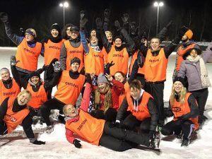 1000 km challenge, idrætshøjskolen viborg