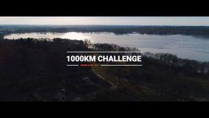 1000 km challenge, søndersø, viborg, Idrætshøjskolen viborg
