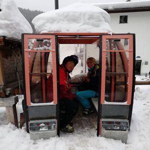 skitur, rejser, sne, idrætshøjskolen viborg