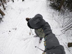 ski, langrend, idrætshøjskolen viborg, højskole