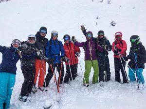 skitur, rejser, idrætshøjskolen viborg, puddersne