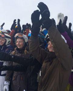 skitur, Idrætshøjskolen Viborg