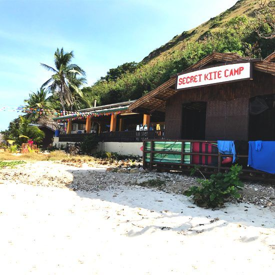 secret kite camp